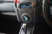 2013 Holden Colorado 7 LTZ centre console