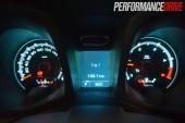 2013 Holden Colorado 7 LTZ dash cluster