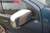 2013 Holden Colorado 7 LTZ mirror