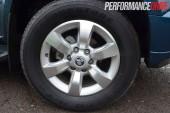 2013 Holden Colorado 7 LTZ wheel