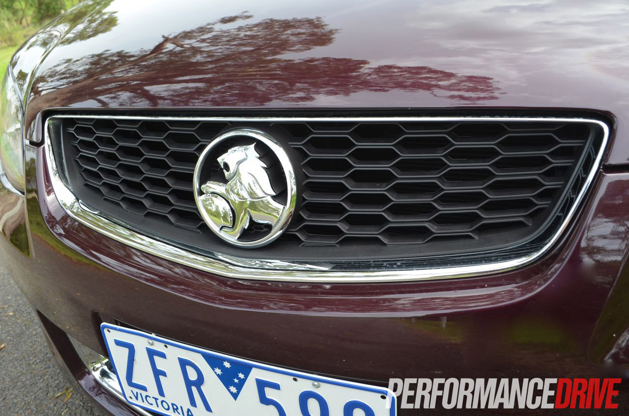 holden ve commodore ss z series ute review performancedrive