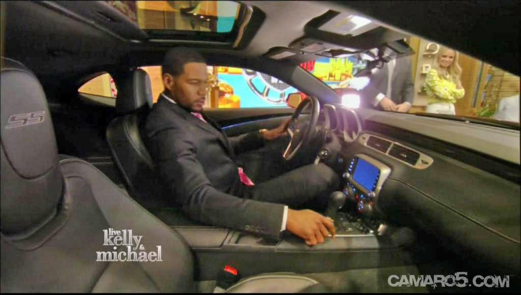 2014 Chevrolet Camaro Interior Live Kelly And Michael