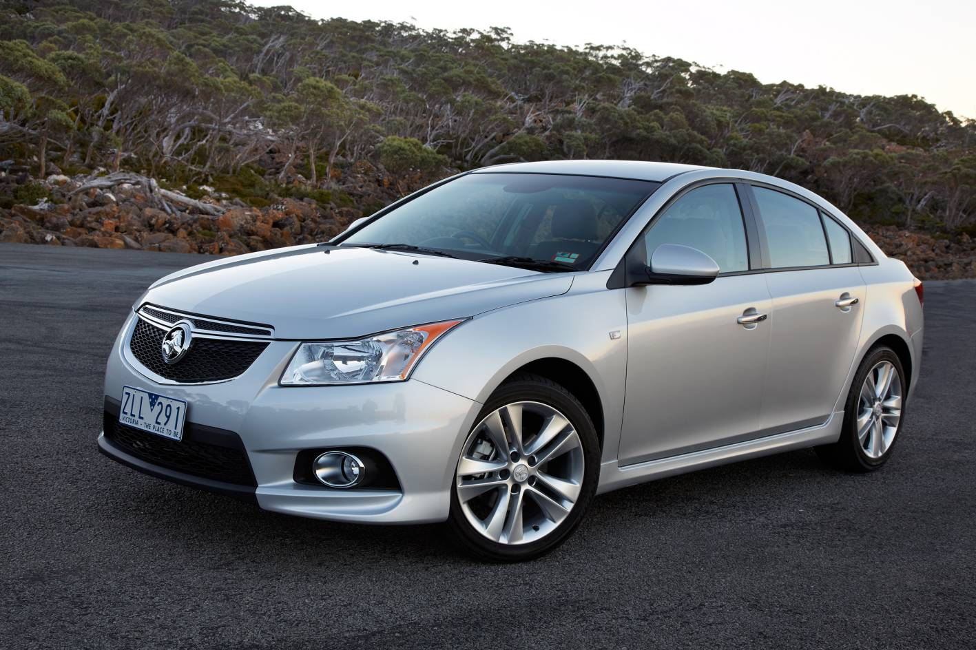 2014 Holden Cruze Sri V Sedan