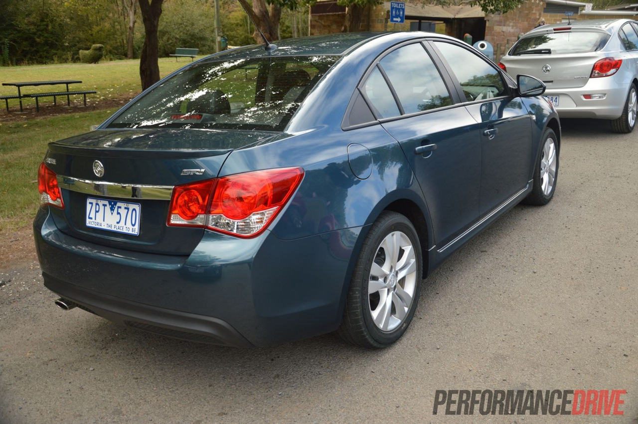 2014 holden cruze review australian launch performancedrive. Black Bedroom Furniture Sets. Home Design Ideas
