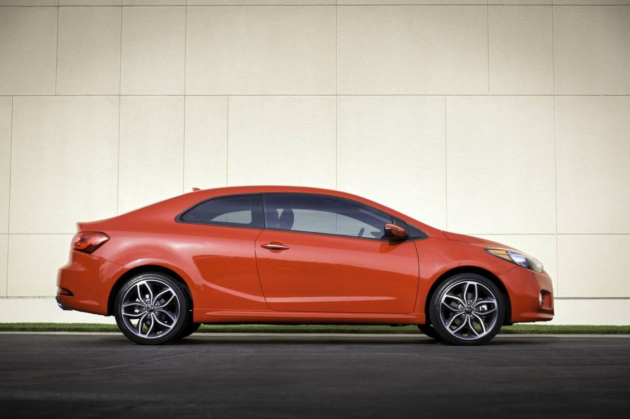 2014 kia cerato koup sx turbo unveiled at new york