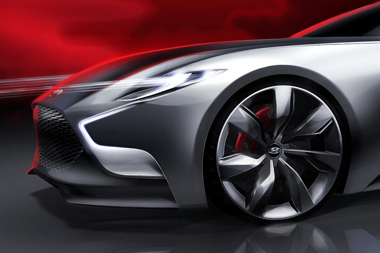 2015 hyundai genesis coupe previewed with hnd 9 concept performancedrive. Black Bedroom Furniture Sets. Home Design Ideas