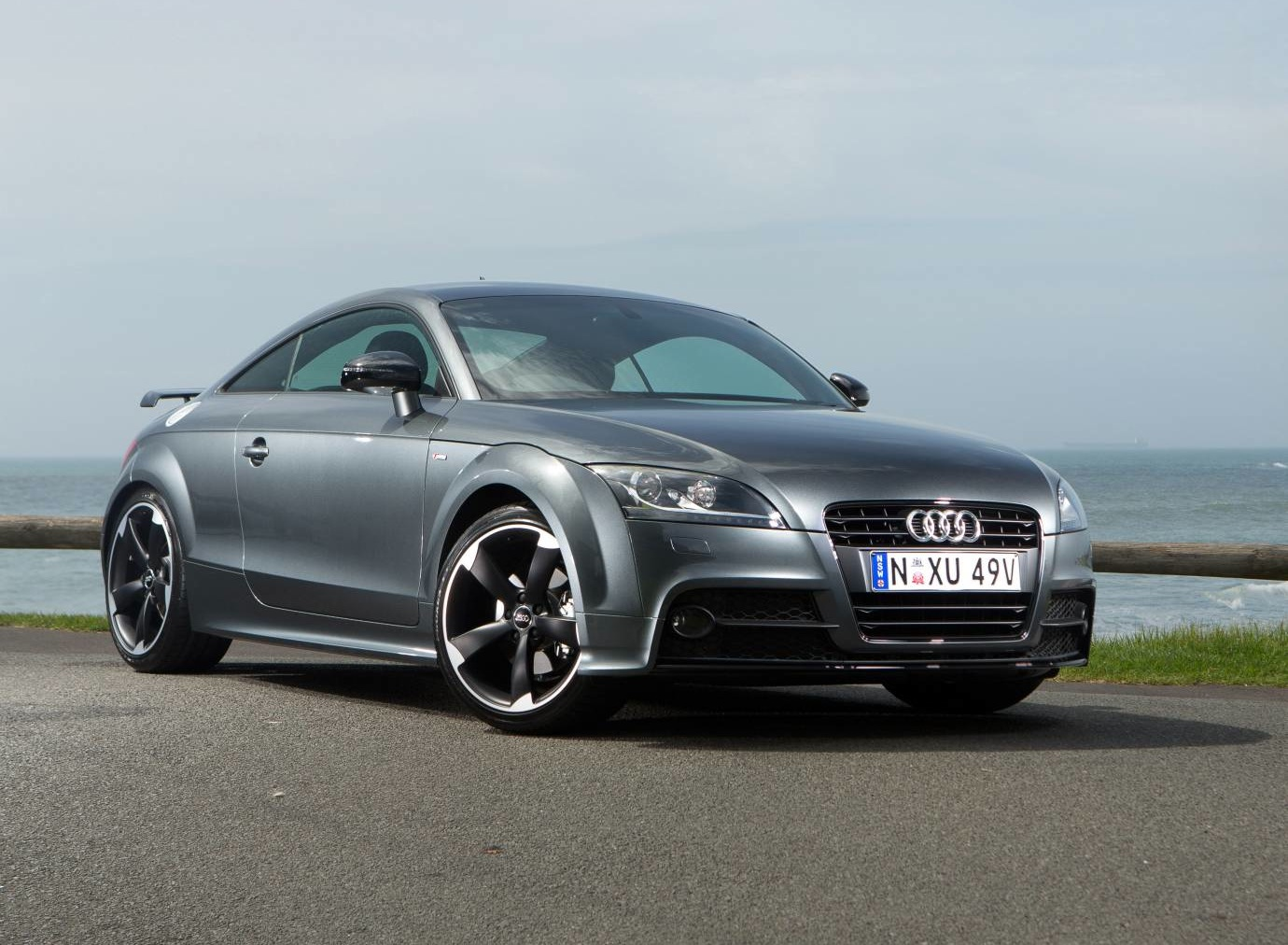 audi tt s line competition package now on sale in. Black Bedroom Furniture Sets. Home Design Ideas