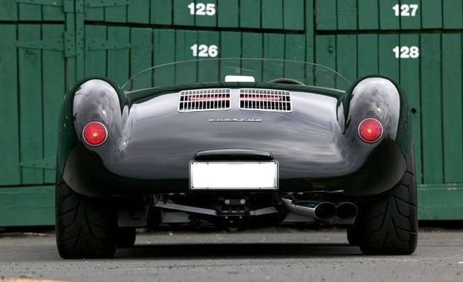 For Sale Porsche 550 Rs Spyder With 200kw Wrx Engine
