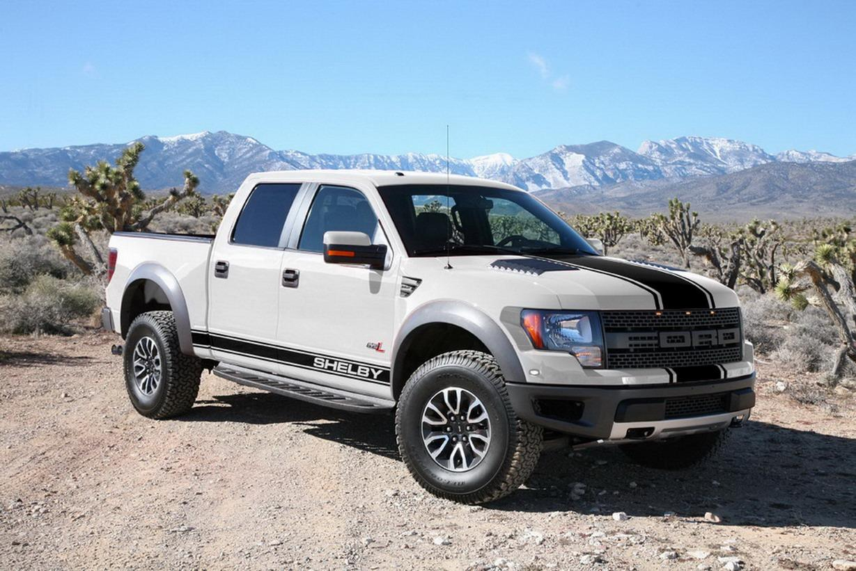 shelby ford svt raptor gets 429kw power punch performancedrive. Black Bedroom Furniture Sets. Home Design Ideas
