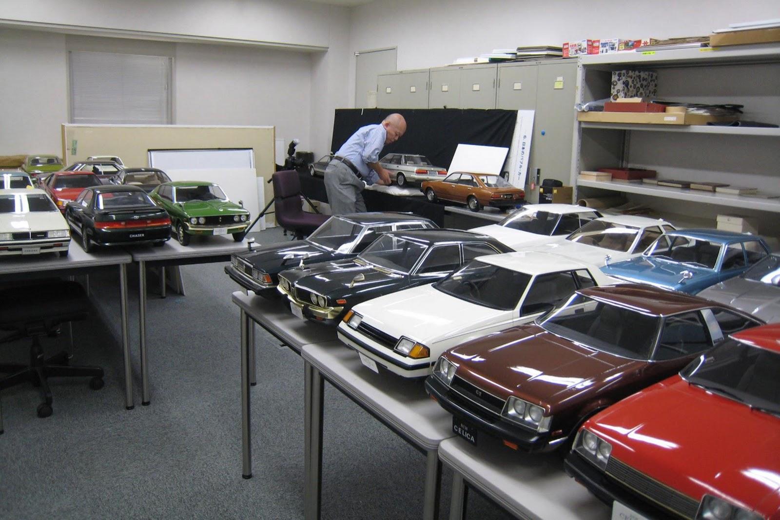 Toyota 75th Anniversary Models