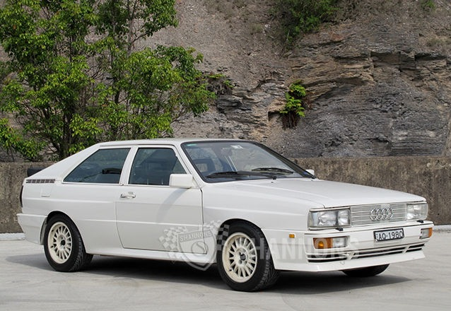 for sale 1980 audi quattro owned by le mans winner. Black Bedroom Furniture Sets. Home Design Ideas