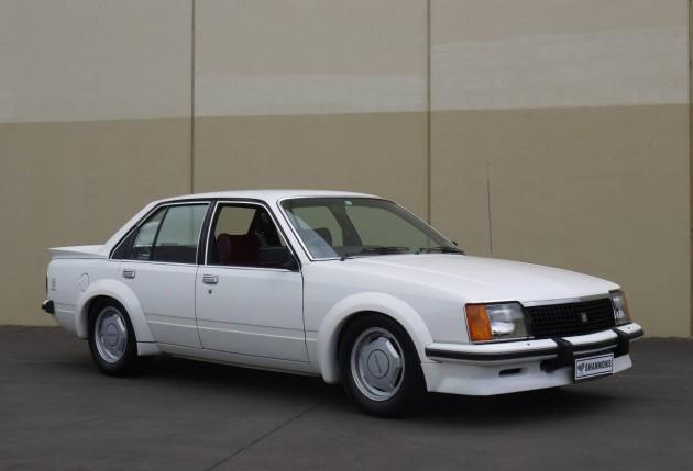 1981 Holden Commodore VC HDT Sedan
