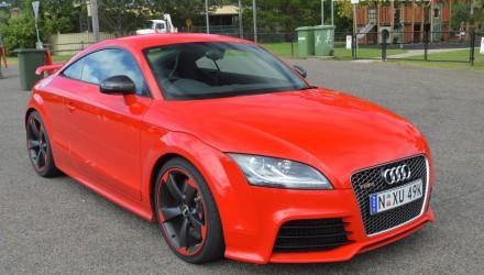 2013 Audi TT RS plus PerformanceDrive