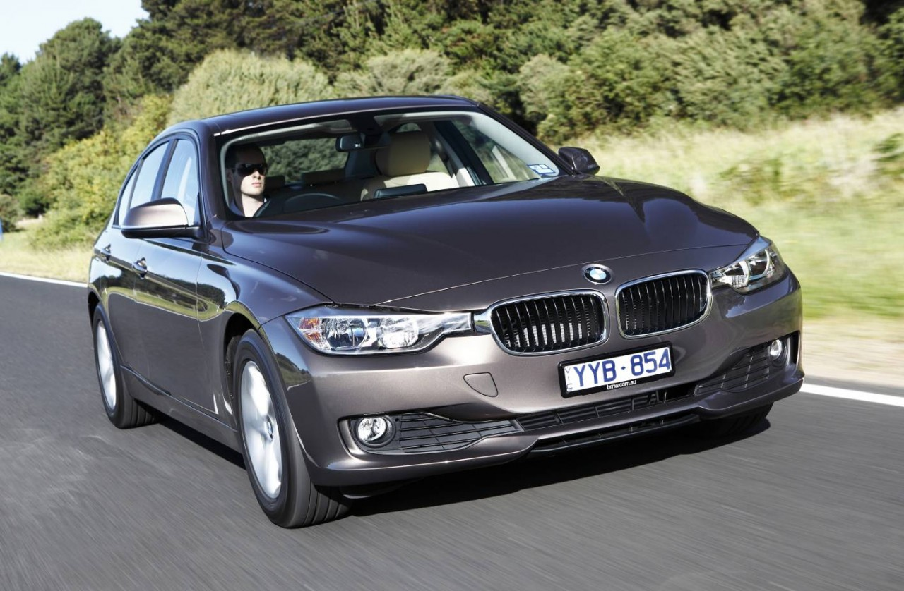 bmw 316i on sale in australia in june gets 1 6 twinpower turbo performancedrive. Black Bedroom Furniture Sets. Home Design Ideas