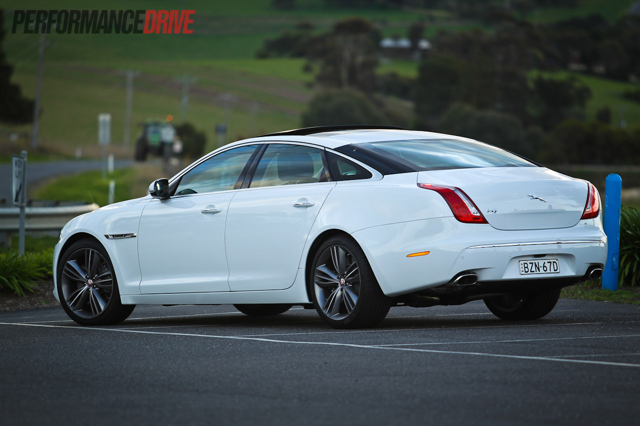 2013 Jaguar XJ Supersport review - PerformanceDrive