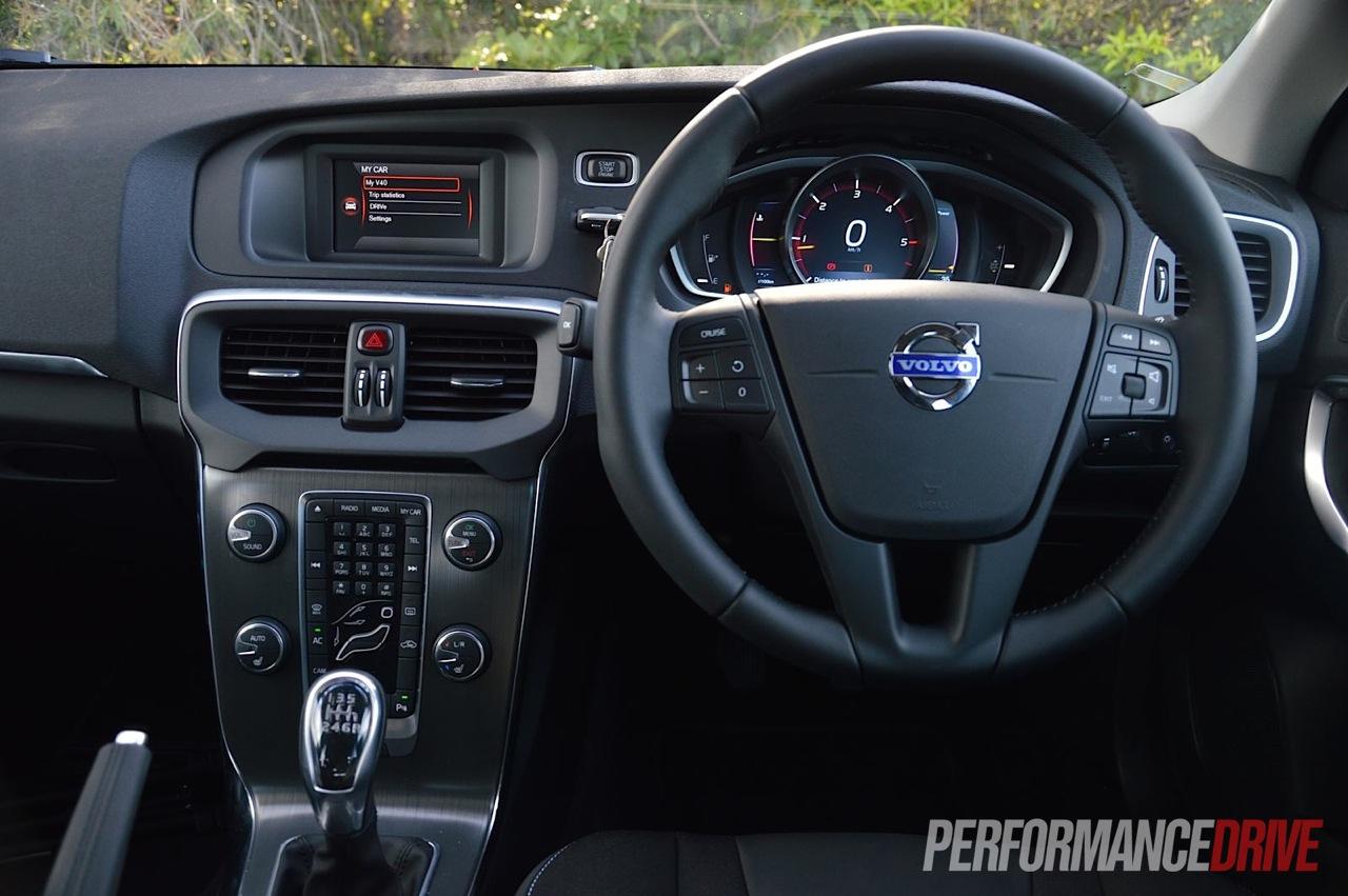 2013 volvo v40 d4 kinetic review video performancedrive rh performancedrive com au volvo v40 manual free download volvo v40 manual transmission