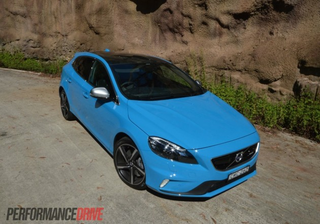 2013 Volvo V40 T5-PerformanceDrive
