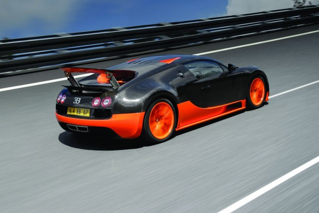 Lovely It Was Discovered Last Week That The Veyron Bugatti ...
