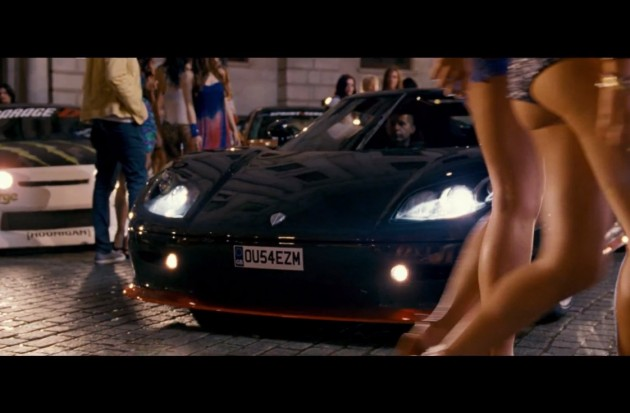 Fast and Furious 6 trailer