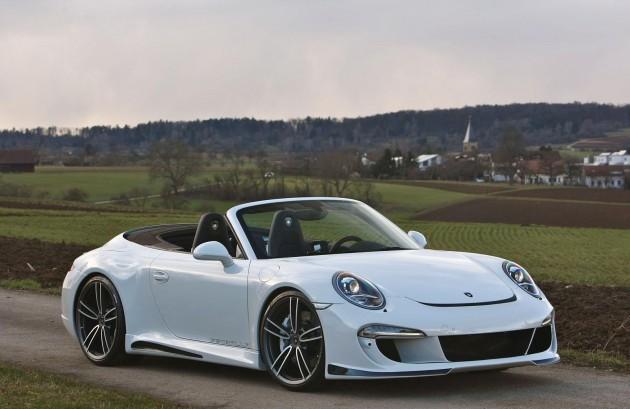 Gemballa Porsche 911 Carrera S Cabrio