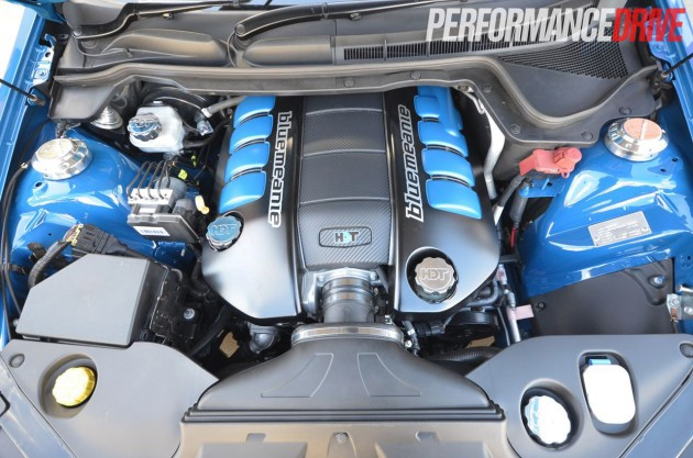 HDT VE VK Group A OTR intake