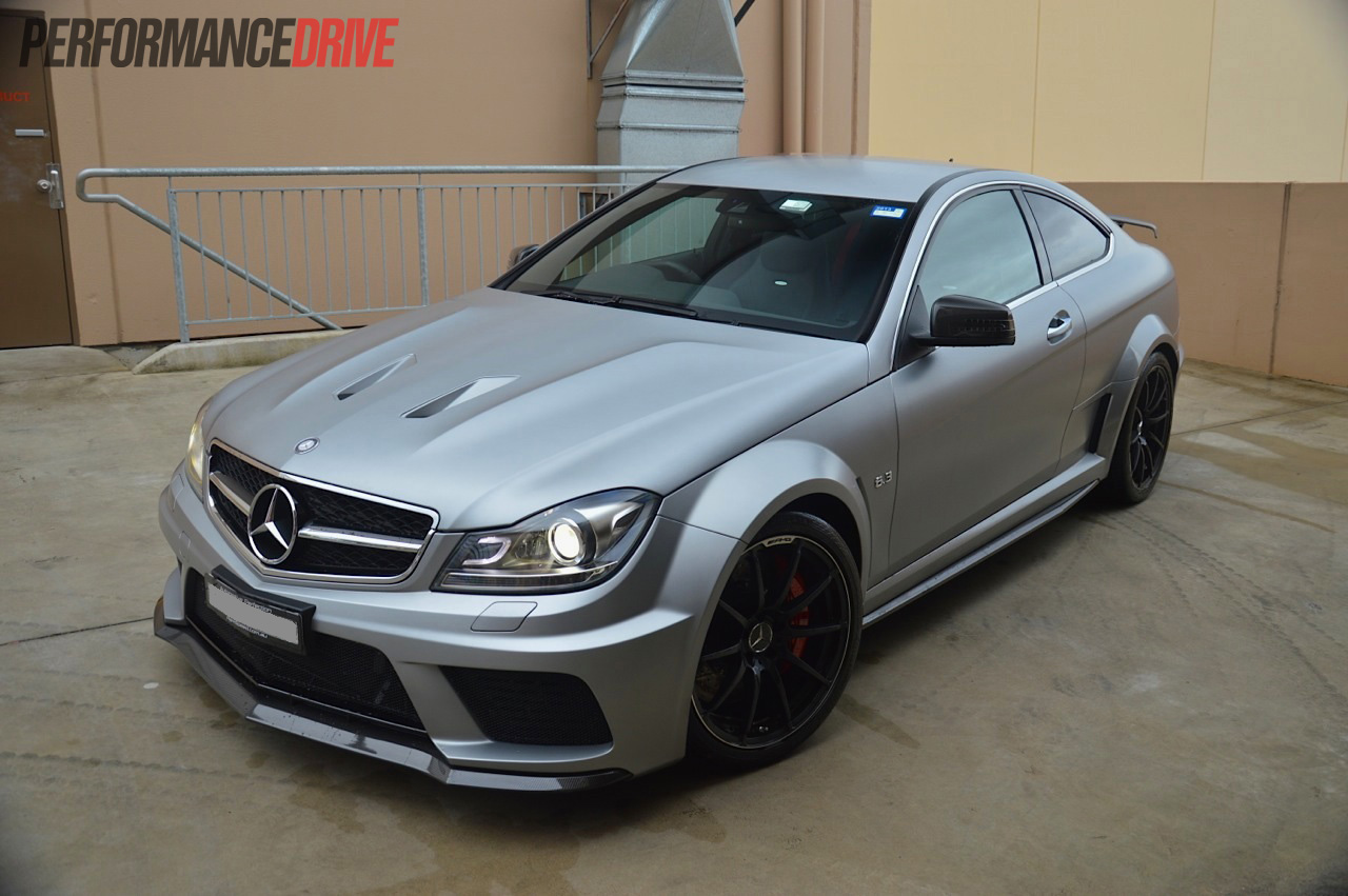 Ramspeed mercedes benz c 63 amg black series kleemann for A series mercedes benz