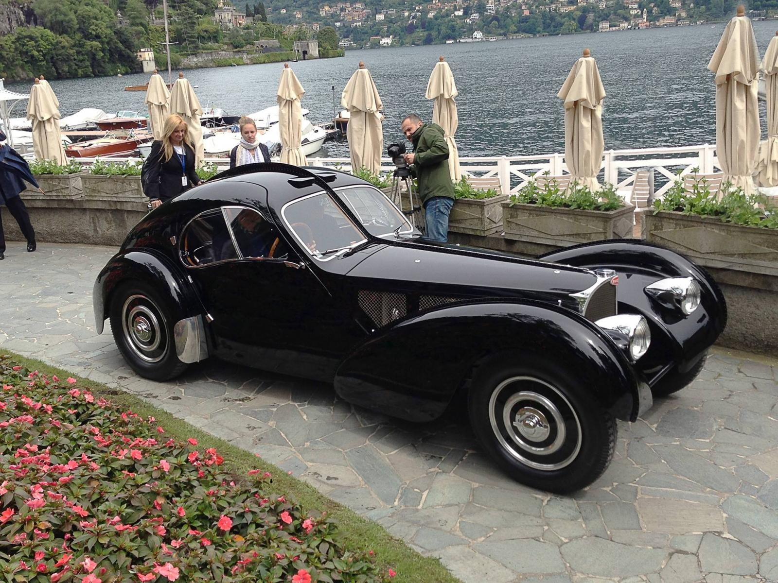 1938 bugatti 57sc atlantic ralph lauren 2013 concorso d. Cars Review. Best American Auto & Cars Review