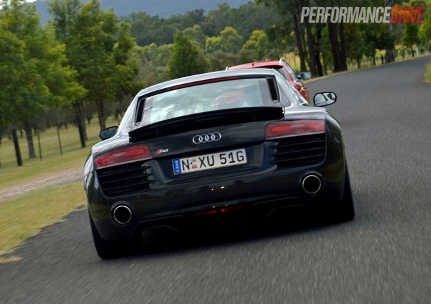2013 Audi R8 V8-PerformanceDrive