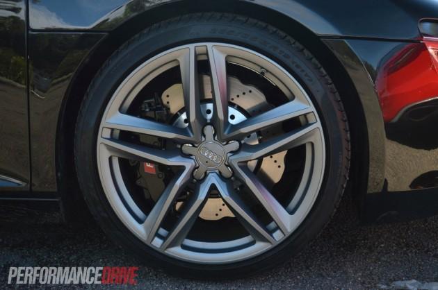 2013 Audi R8 V8 wavey disc brakes