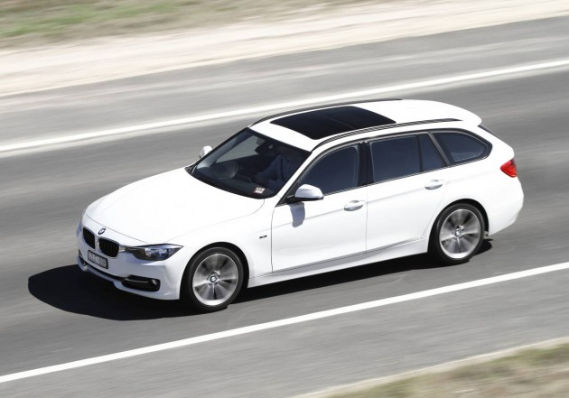 2013 BMW 3 Series wagon