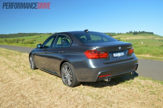2013 BMW ActiveHybrid 3 Mineral Grey