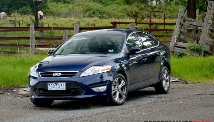 2013 Ford Mondeo Zetec EcoBoost