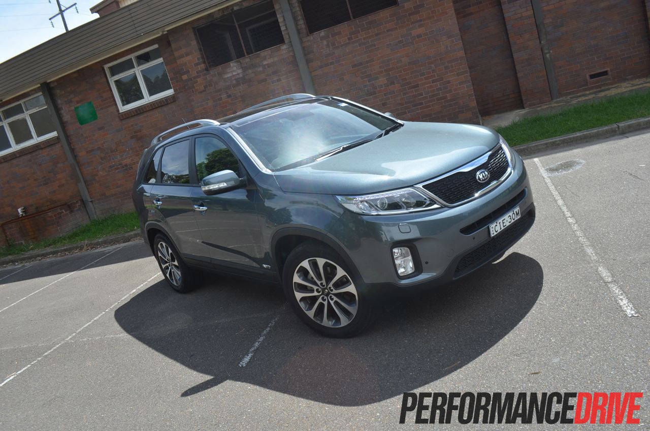 The Sorento has been in the Kia stable for some years now
