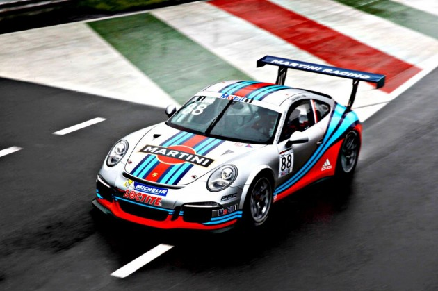 2013 Martini Racing Porsche 911 GT3 Cup
