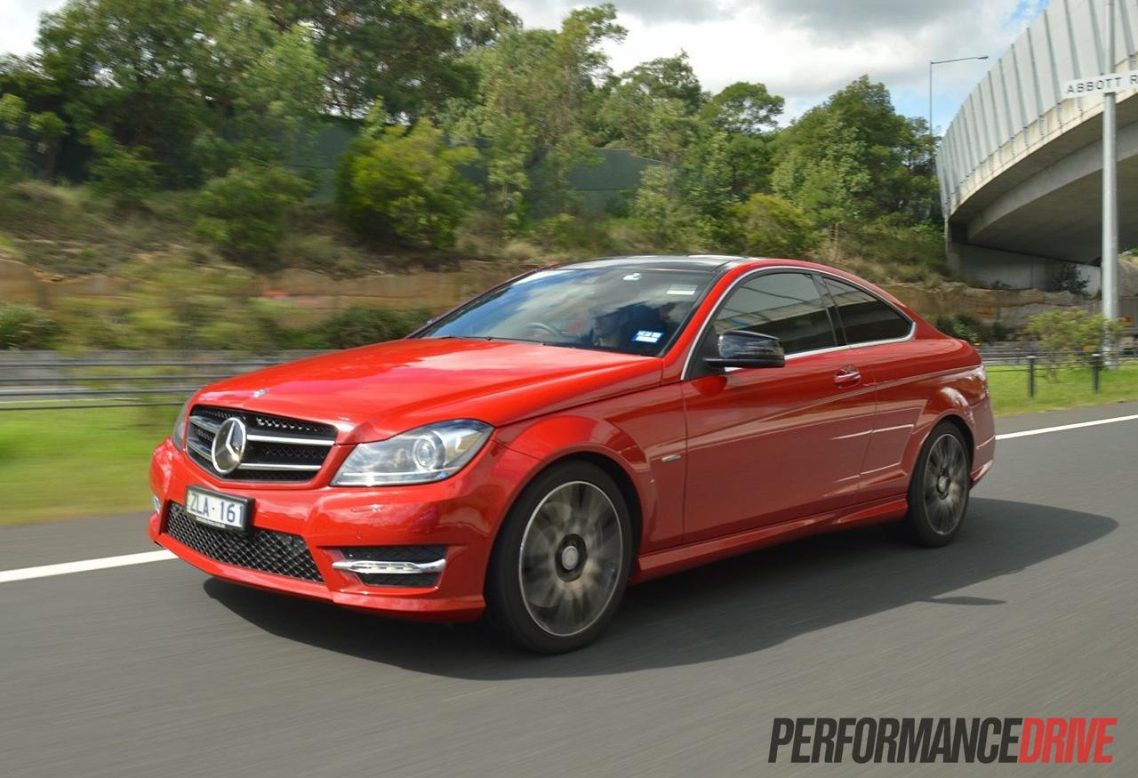 2013 mercedes benz c250 sport autoblog autos post for Mercedes benz coupe 2013