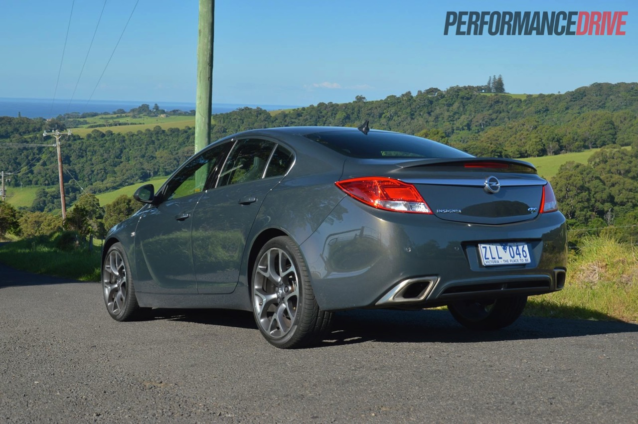 Opel insignia australia