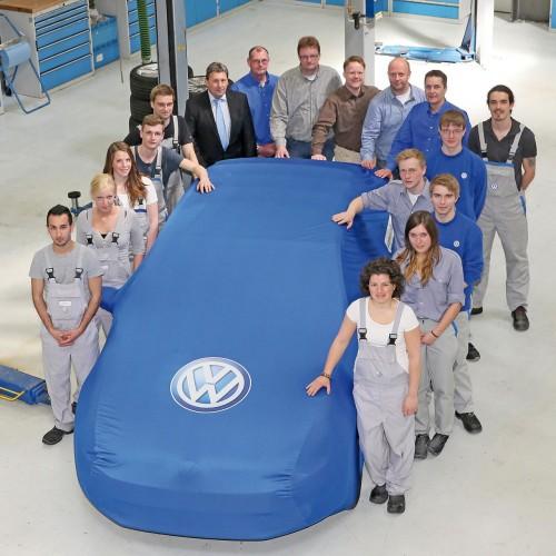 2013 Worthersee Volkswagen Golf GTI teaser