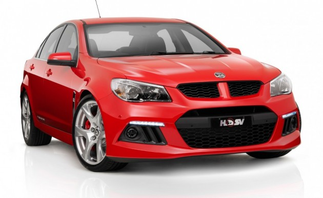 2014 HSV Clubsport front
