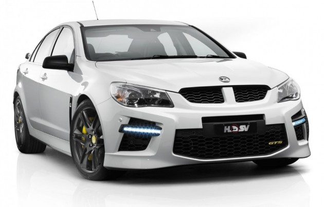 2014 HSV GTS front