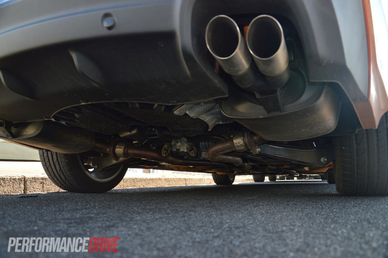 2014 holden vf commodore ss v exhaust