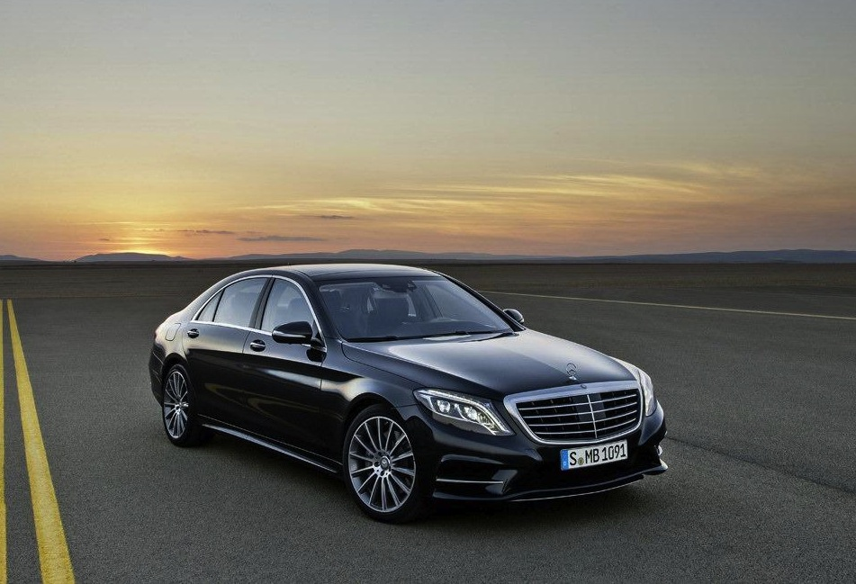 2014 mercedes benz s class revealed official for Mercedes benz s500 2014