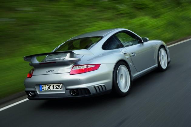 997 Porsche 911 GT2