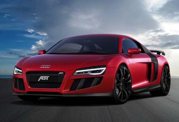 ABT 2013 Audi R8 V10