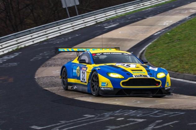 Aston Martin Nurburgring