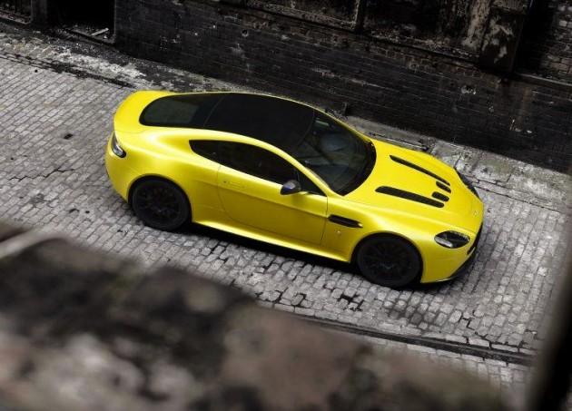 Aston Martin V12 Vantage S-roof