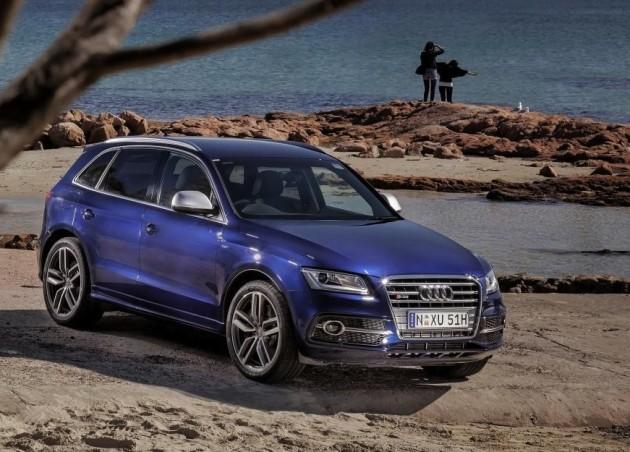 Audi SQ5- Australia