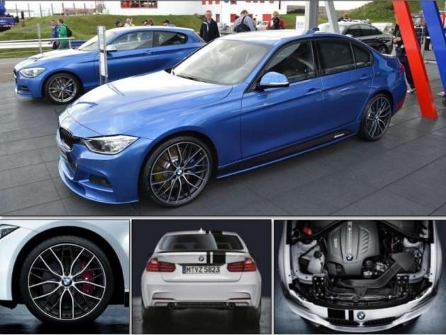BMW 335i xDrive M Performance