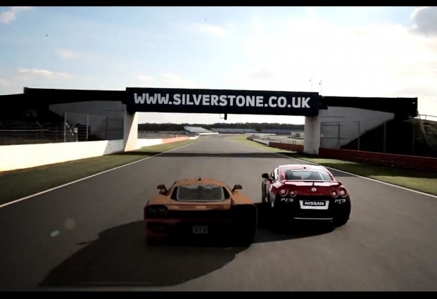 Gran Turismo 6 Silverstone preview
