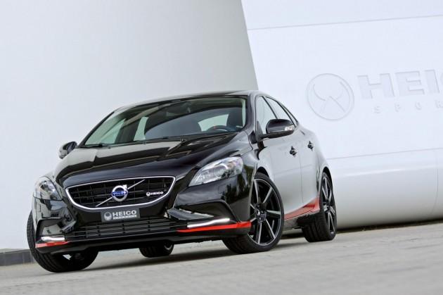Heico Sportiv Volvo V40 T3 Pirelli