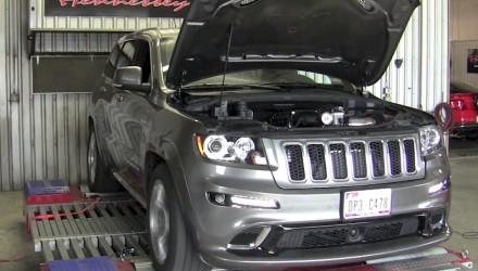 Hennessey 2013 Jeep Grand Cherokee SRT8 HPE650